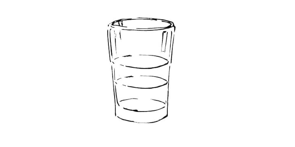 Colorless liquid